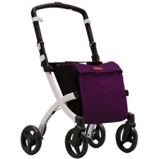 Rollz Flex Shopper / Rollator Wit (incl. Rollz Flex Tas)
