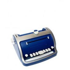 Perkins brailleschrijfmachine Blue