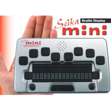 Seika mini notitie.16 braillemodulen